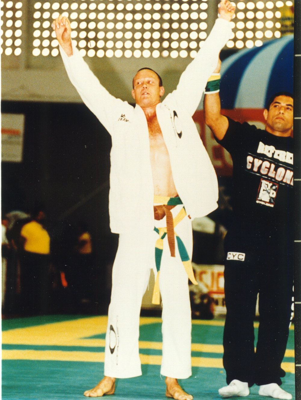 Pete wins brown belt world championships 1997.jpg