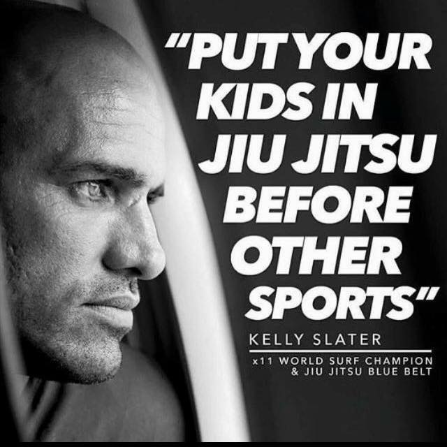 Link to the Kelly Slater article in GRACIEMAG.