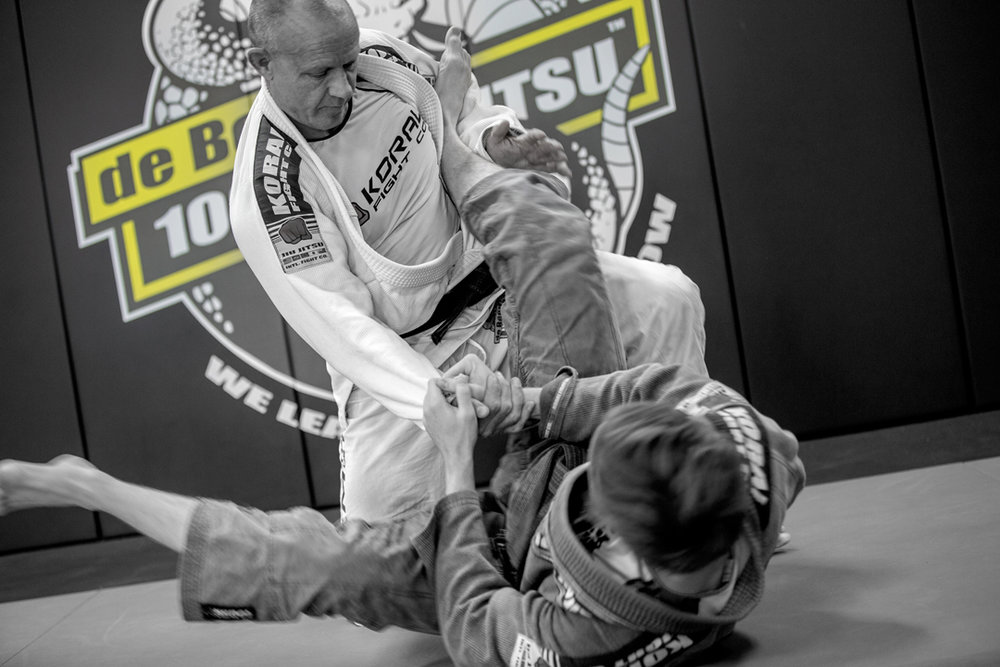 25 Years in the Making.  - Congratulations to Peter de Been for becoming the first non-Brazilian in the world to be certified to 5th degree Black Belt by IBJJF.