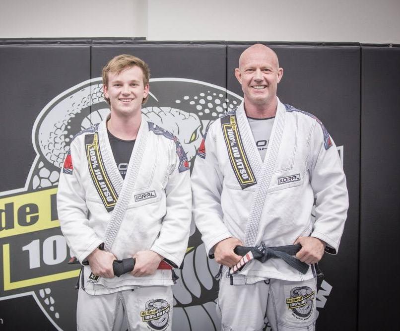 Head Instructors    Max    &    Peter de Been