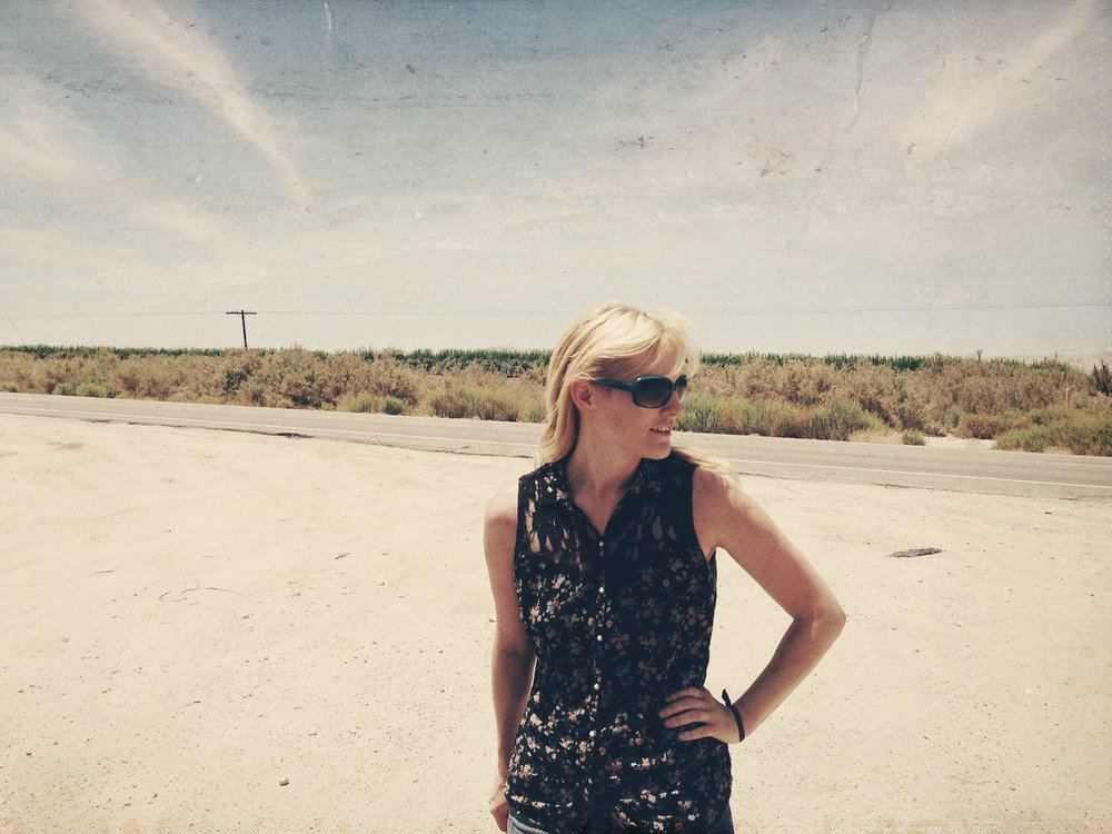 Diana on Access & Vander Veer Streets, Salton Sea