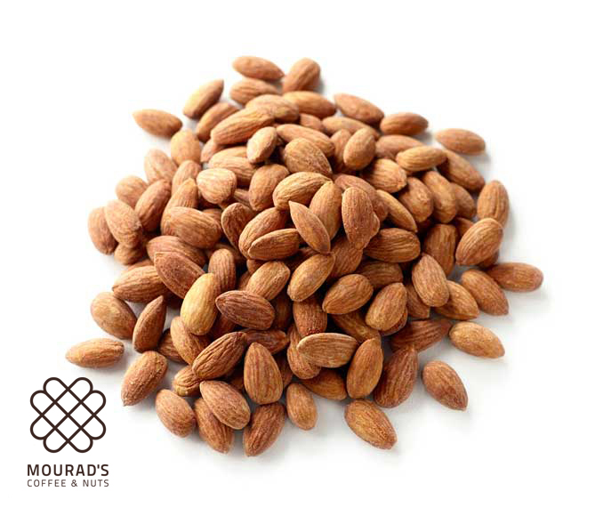 Almonds Roasted Salted/Unsalted