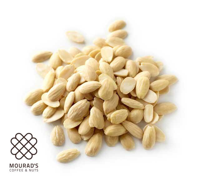 Almond Raw Split