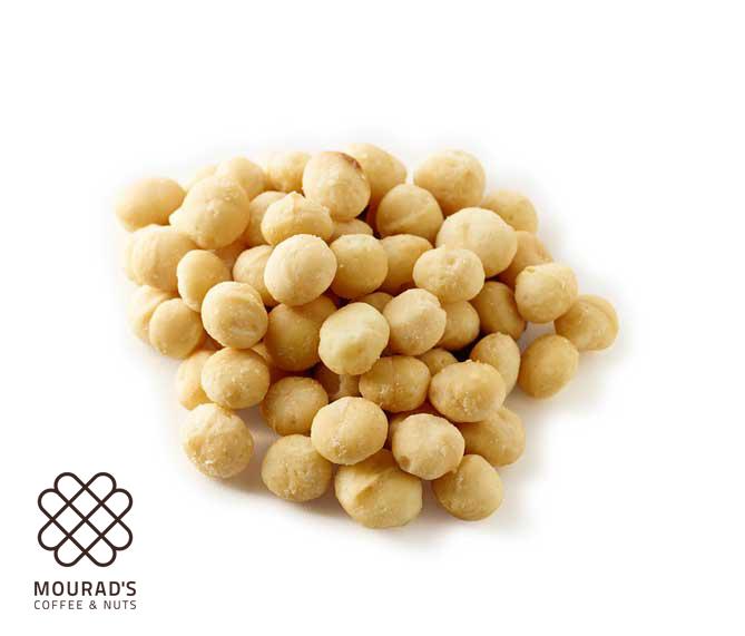 Macadamia Dry Roasted Unsalted/Salted
