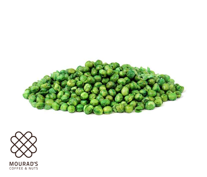 Green Peas Salted