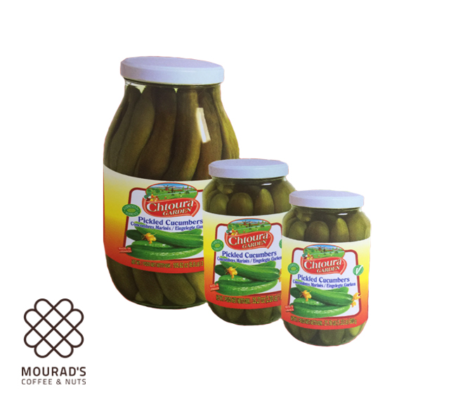 Cucumber Pickled 1kg/3kg