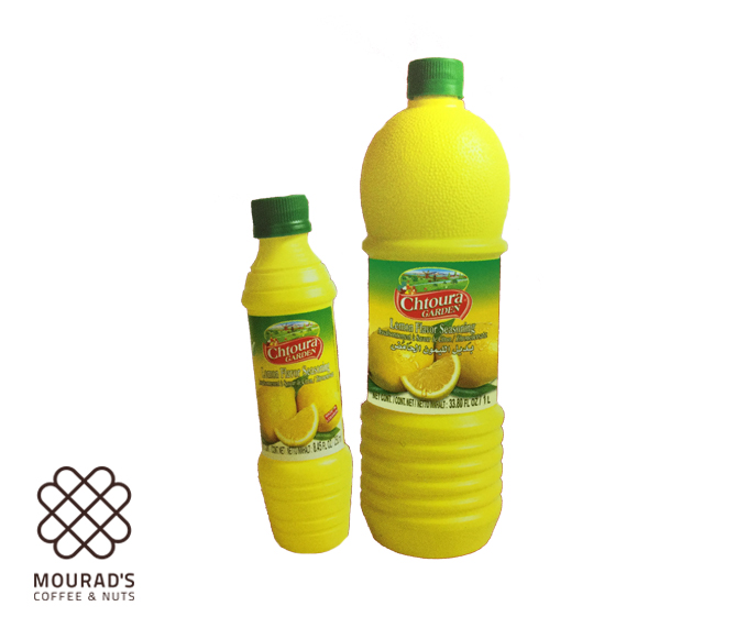 Lemon Juice 250ml/1L
