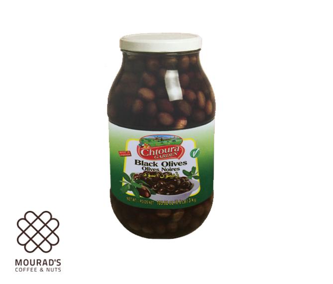 Black Olives 1kg/3kg