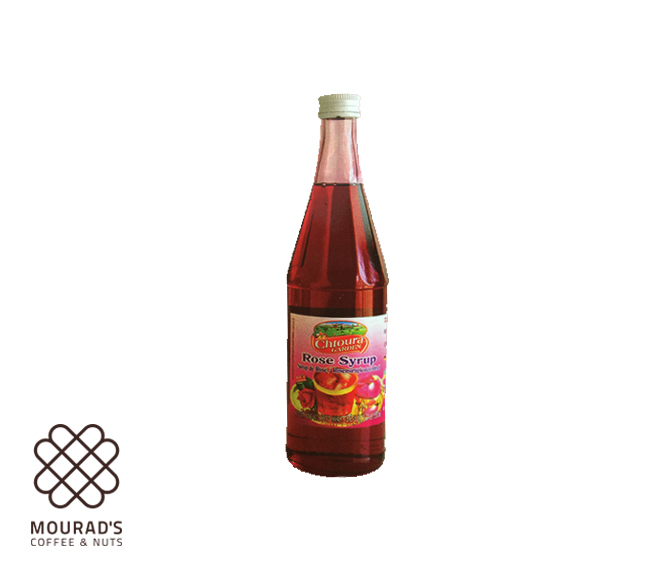 Rose Syrup 550ml