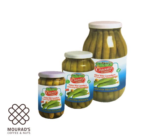 Wild Cucumbers 1kg/3kg