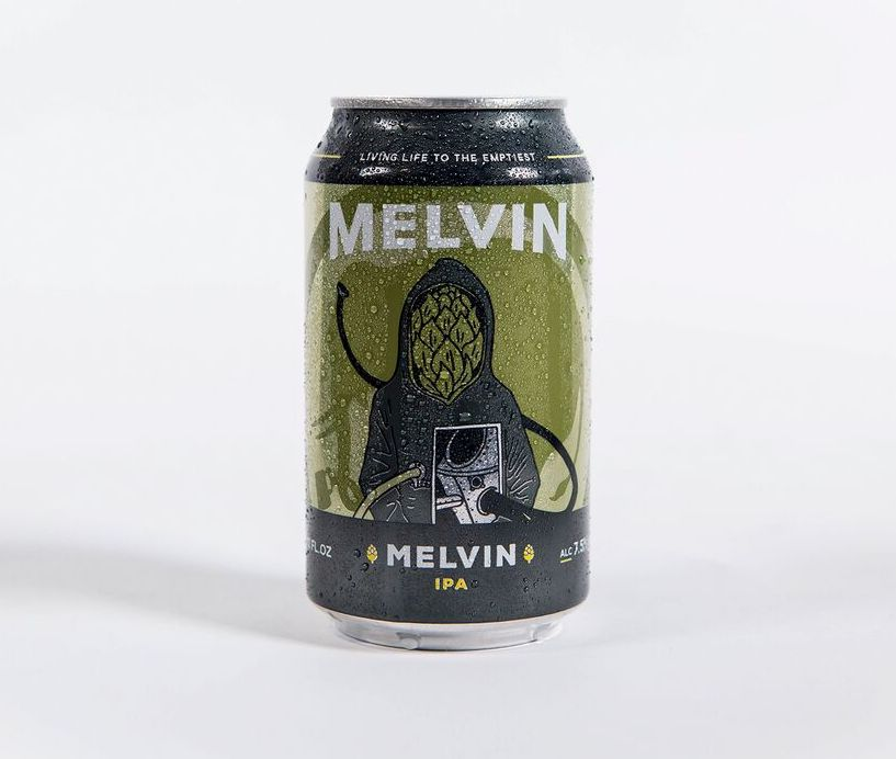 Selected copywriting client,   Melvin Brewing .