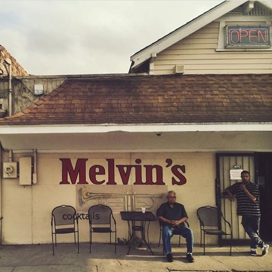 Melvin's