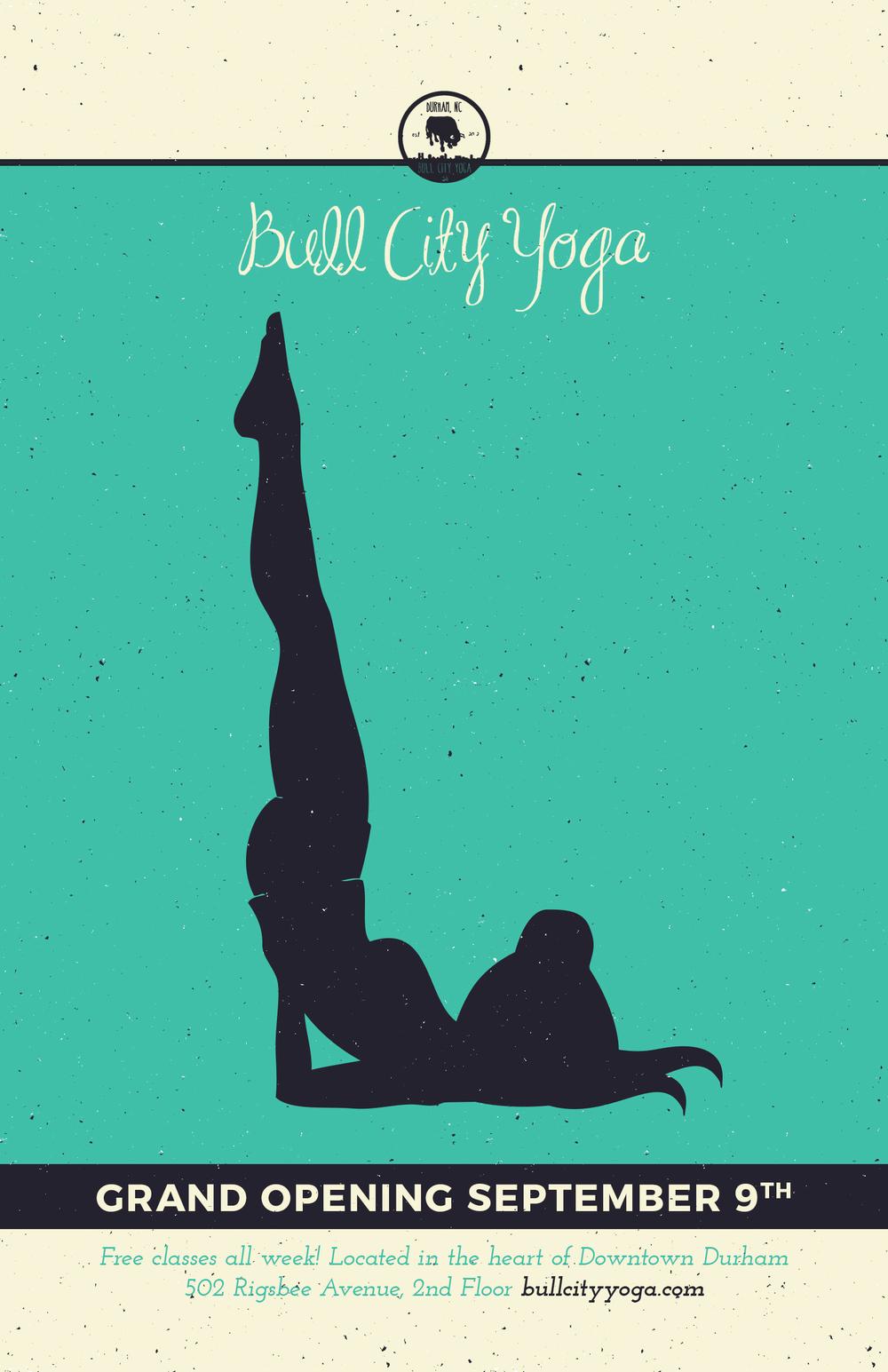 Bull City Yoga Meg Douglass