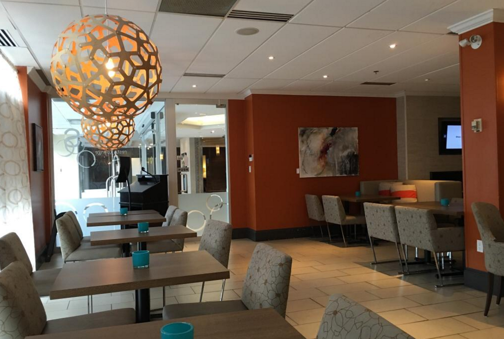 CANVAS RESTO LOUNGE  (INSIDE CAMBRIDGES SUITES HOTEL HALIFAX)