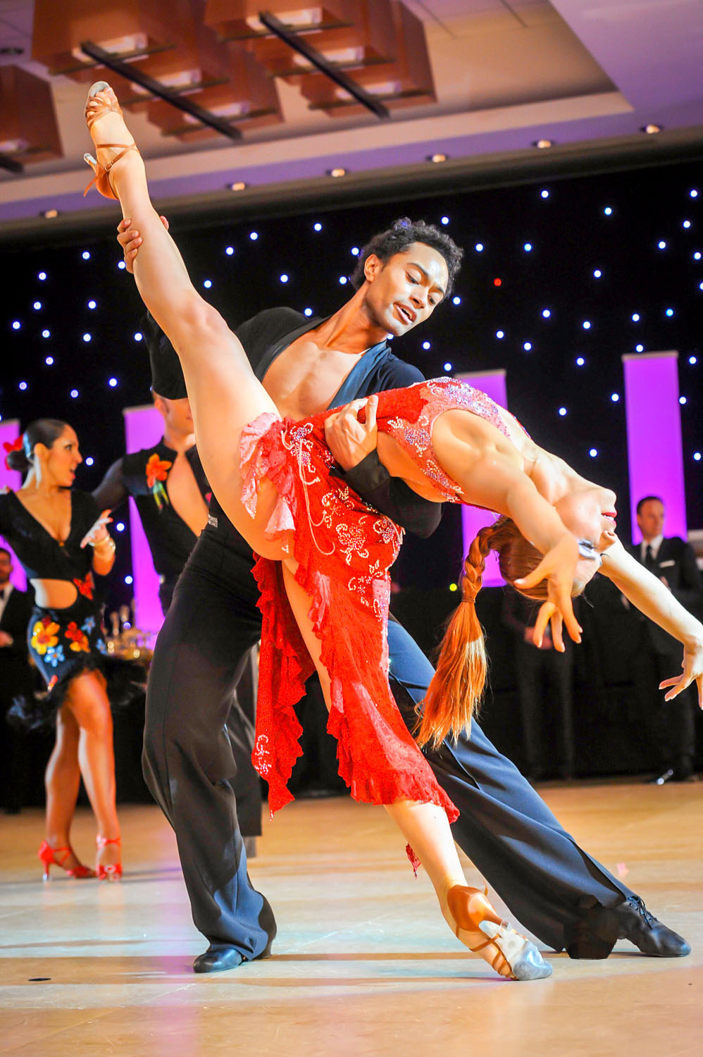 Photography by Alex Rowan of Dancesport Photography