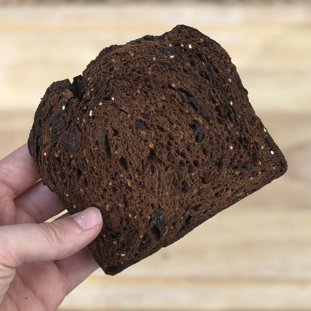 Raisin Pumpernickel