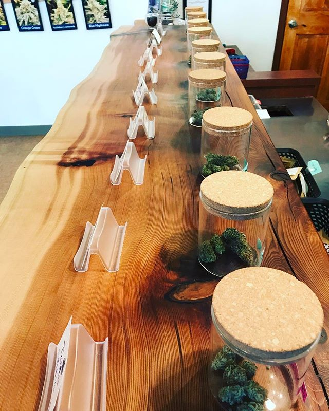 Open 2-8 today, tomorrow and Saturday, prerolls available, many varieties available. #rainforestfarms #akfolkfest17 #southeastalaska #juneau #alaska