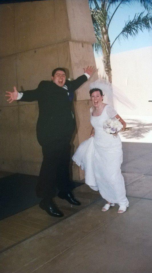Me and Mr Gonzalez 2003