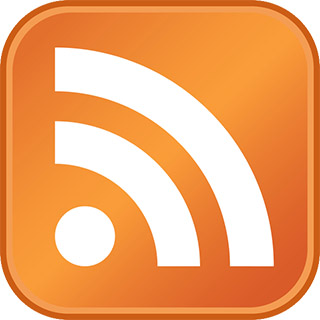 Our blog's RSS feed