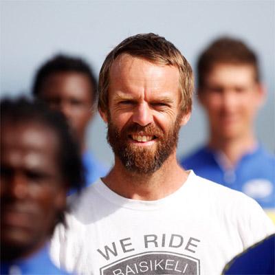Simon Blake, Asst Sports Director