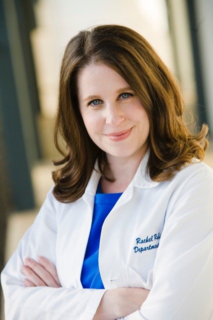Dr. Rachel Rubin is a urologic surgeon who specializes in the treatment of sexual dysfunction. (Photo courtesy of Dr. Rachel Rubin)