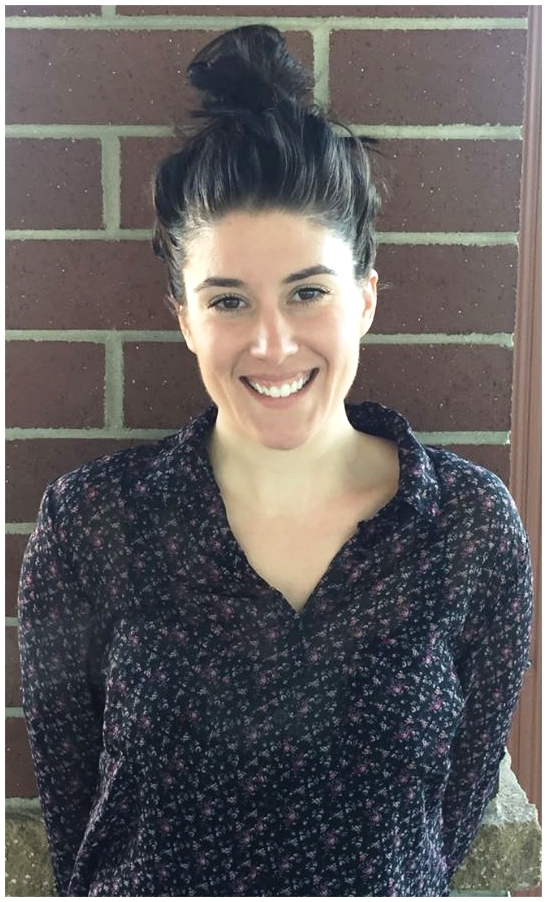 Cami Hatch, pelvic physical therapist at Therapydia Denver. Photo courtesy of author.