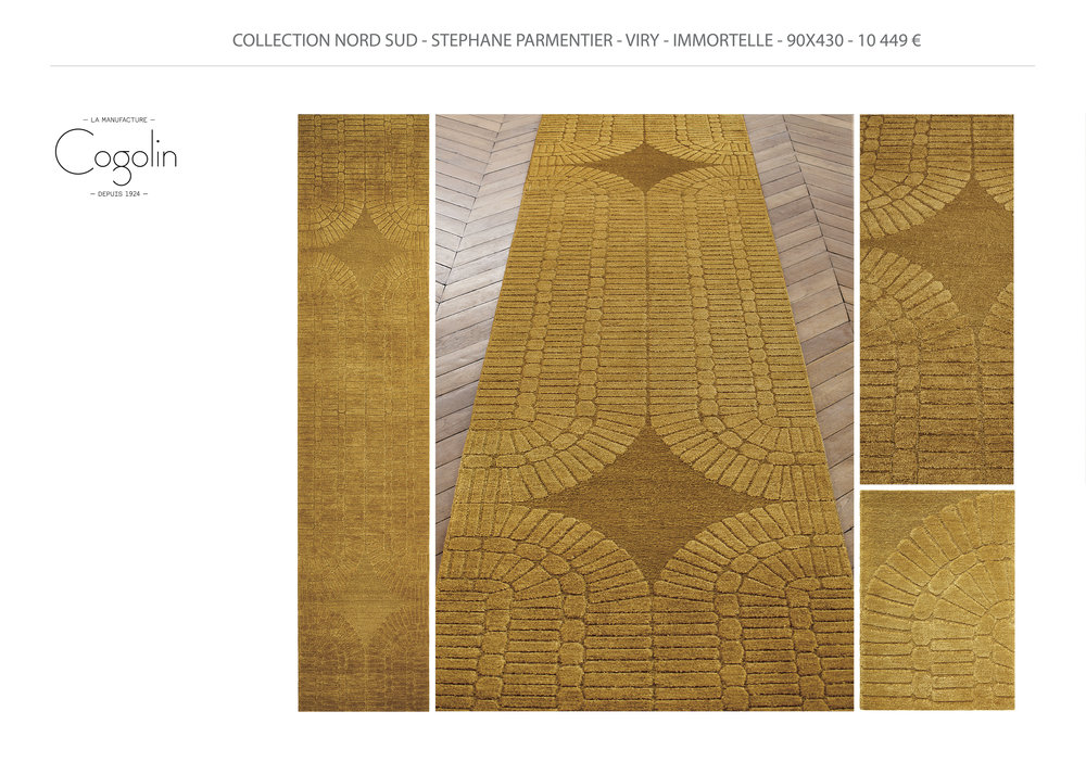 COLLECTION NORD SUD - STEPHANE PARMENTIER - VIRY - IMMORTELLE - 90X430.jpg