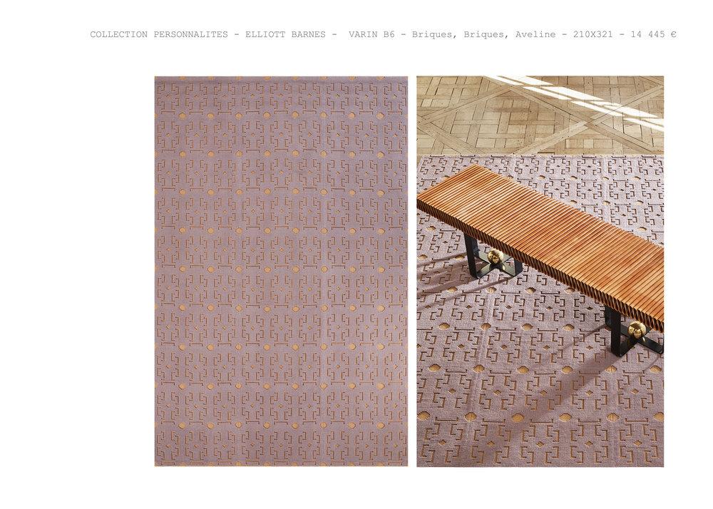 COLLECTION PERSONNALITES - ELLIOTT BARNES -  VARIN B6 - Briques, Briques, Aveline - 210X321.jpg