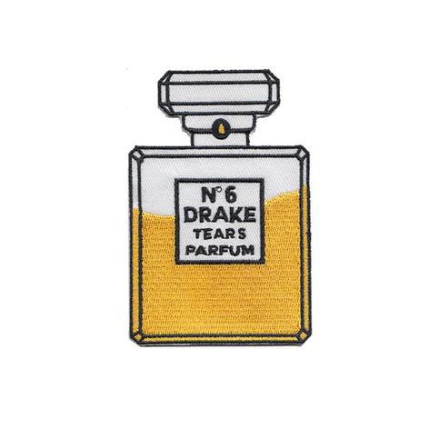 Drake Tears Perfume Patch