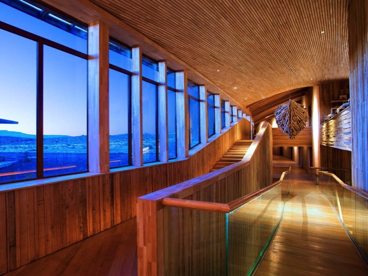 Tierra Patagonia Hotel and Spa, Chile