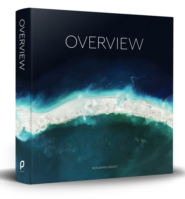 Benjamin Grant's new coffee table book – Overview, 288 pages of large format aerial photography