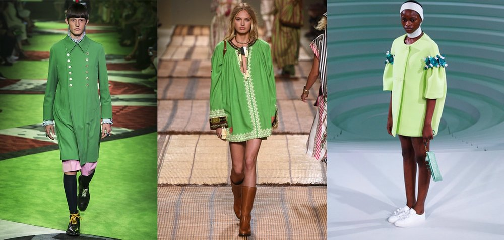 Ready-to-Wear 2017 Spring Collections