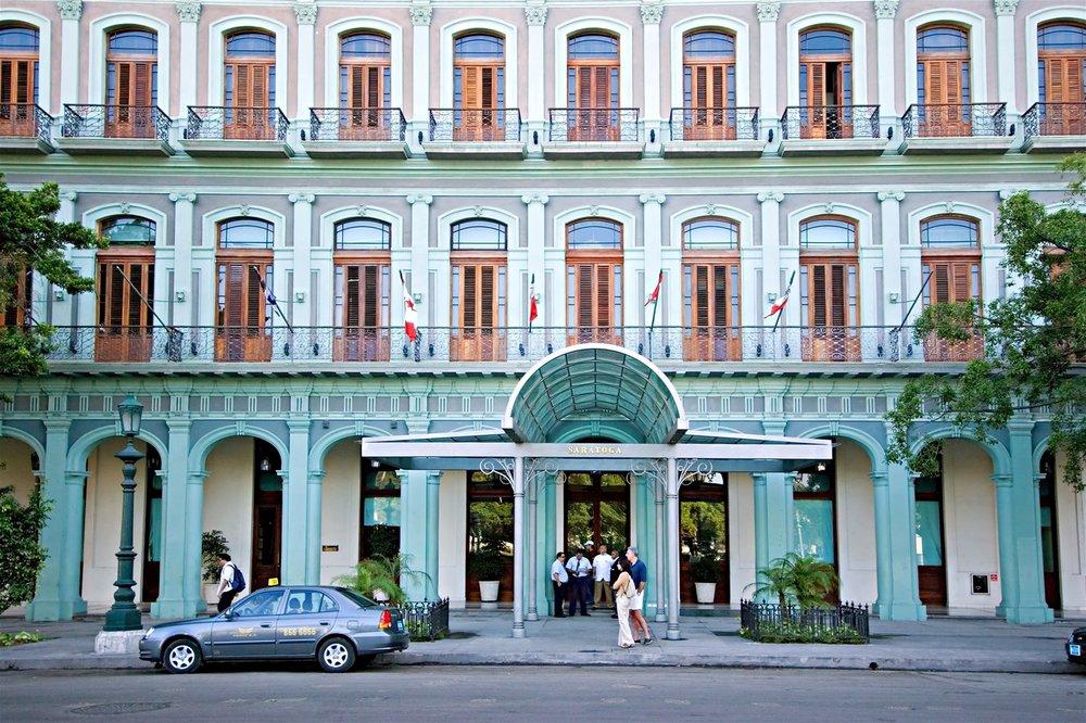 Hotel Saratoga, Havana Cuba