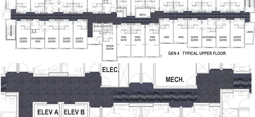 Corridor Overlay
