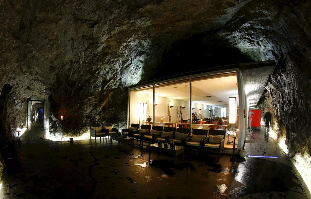 La Claustra Hotel Airolo, Switzerland