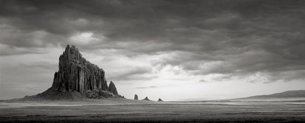 Photographer:  David Fokos - Shipwreck, Navajo Nation