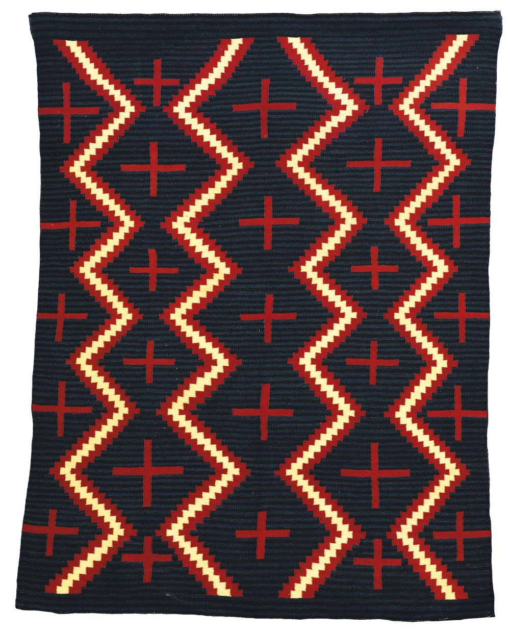 Navajo Late Classic Wearing Blanket