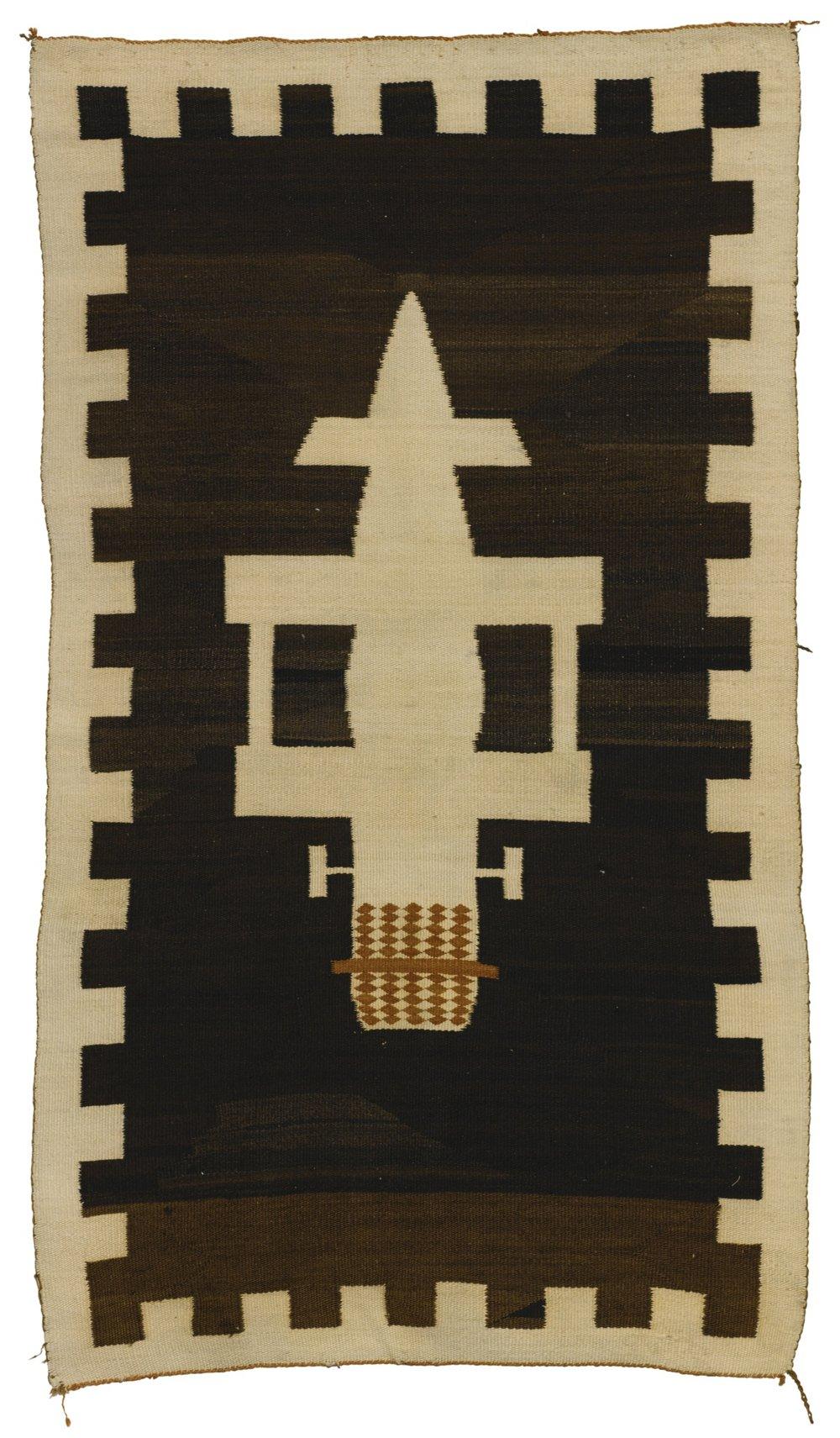 Navajo Pictorial Blanket