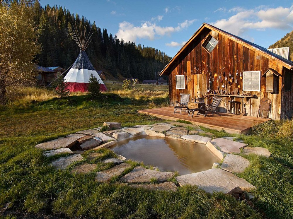 Dunton Store - Dunton Hot Springs Resort: Dolores, Colorado