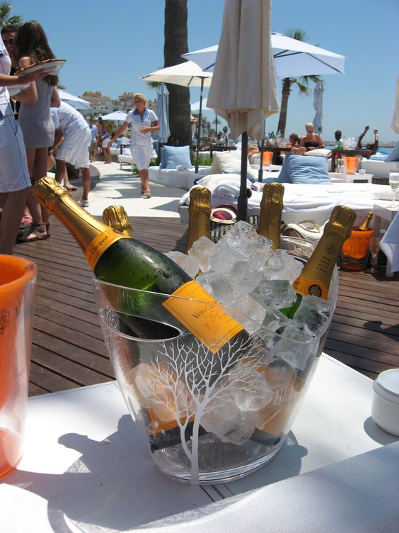 Ocean Club, Marbella, Spain via Pinterest