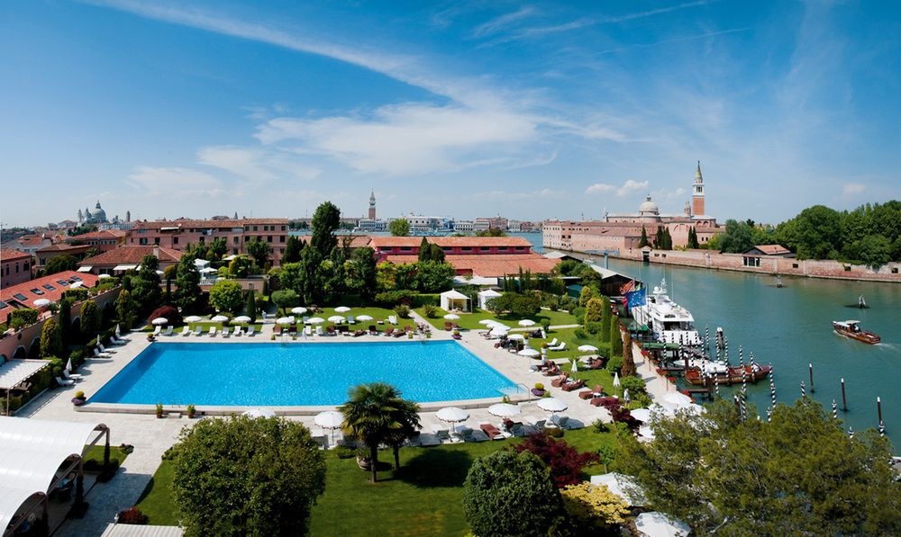 Belmond Cipriani Hotel, Venice, Italy via Pinterest