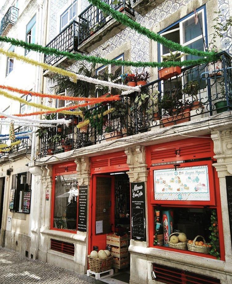 Bairro Alto - Lisbon, Portugal