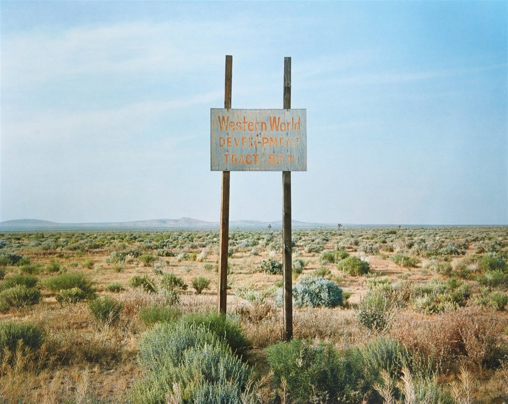 Wim Wenders Photograph
