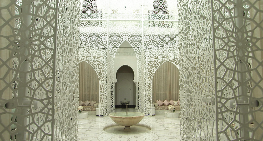 Royal Mansour Hotel - Marrakech, Morocco