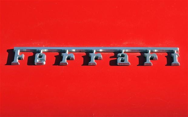 Classic Ferrari Logo