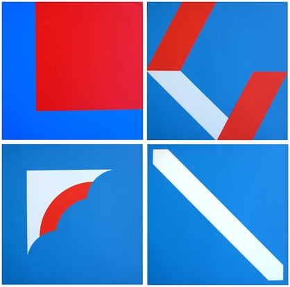 Ellsworth Kelly print