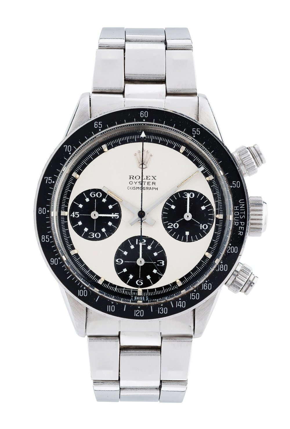 Paul Newman's Daytona Rolex driving watch