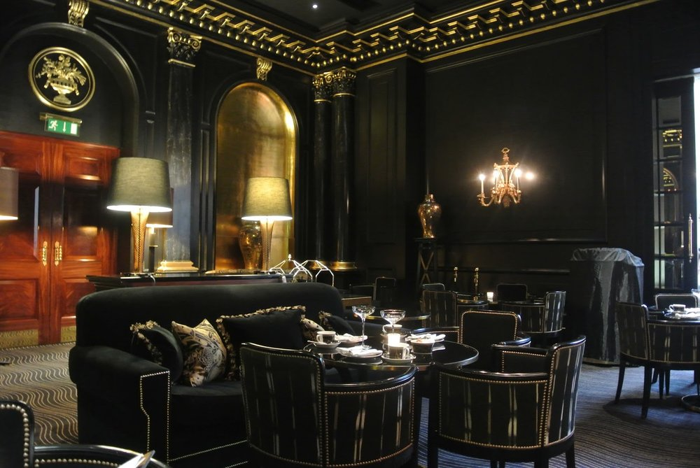 The Beaufort Bar at The Savoy - London, England