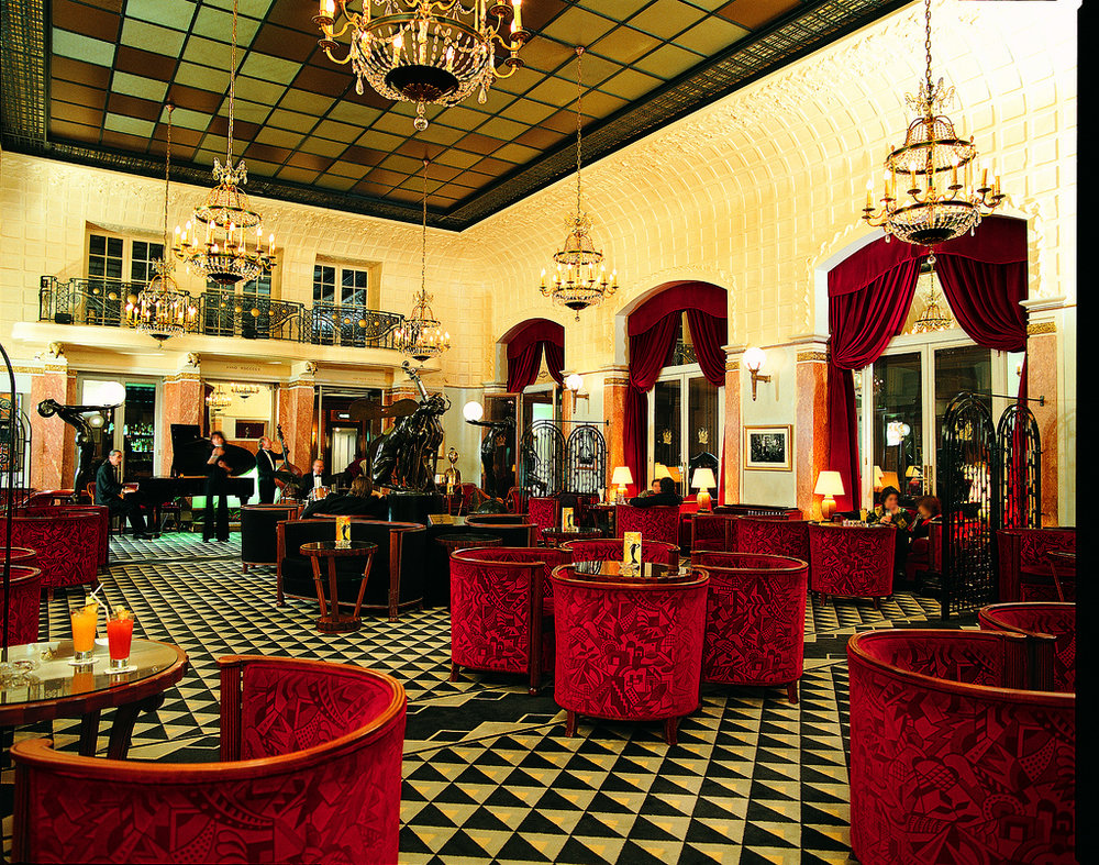 Hotel Lutetia - Paris, France