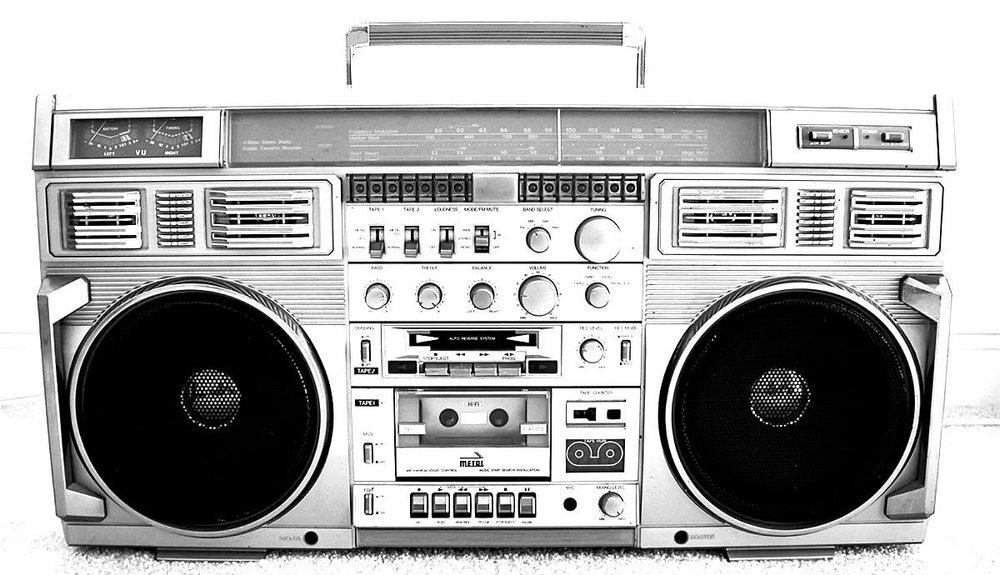 1980's Beat Box